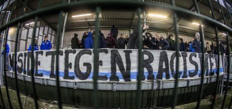 'Samen tegen racisme' FC Den Bosch oogst applaus in Yanmar Stadion