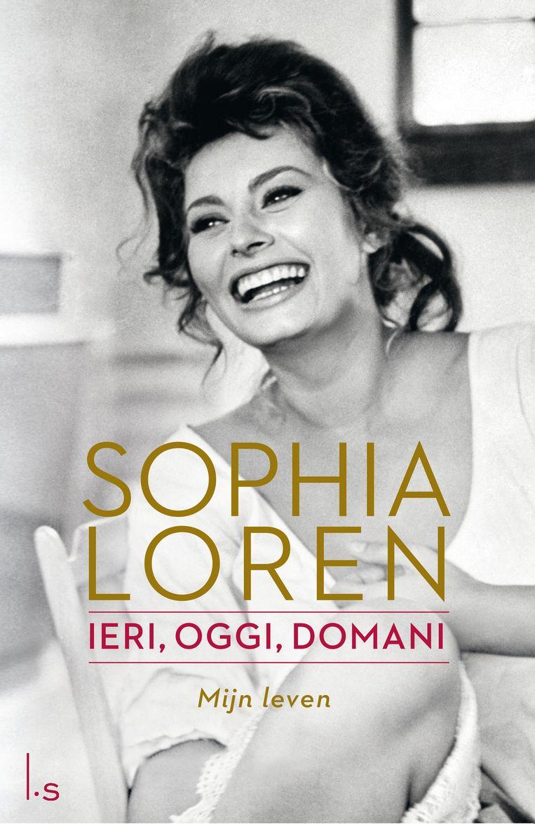 De cover van Lorens autobiografie. Beeld Luitingh-Sijthoff