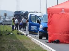 Motorrijder (44) komt om het leven bij ongeval in Zeebrugge
