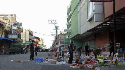 Twee doden bij bomexplosie aan winkelcentrum op Filipijnen