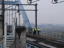 Trein trekt bovenleiding kapot bij Kruiningen, treinverkeer inmiddels weer normaal