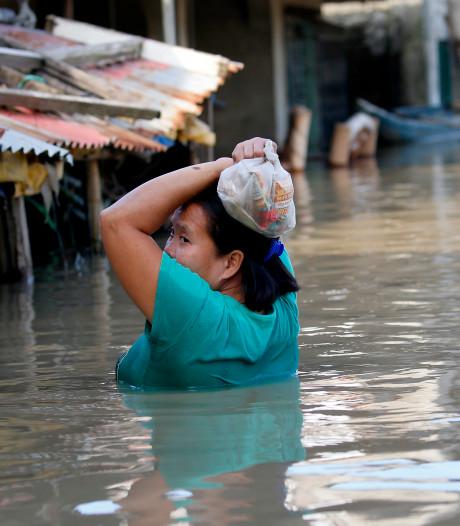 EU schiet slachtoffers van orkaan in Filipijnen te hulp met 2 miljoen euro