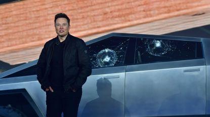 Tesla onthult elektrische pick-up: voertuig krijgt naam 'cybertruck'
