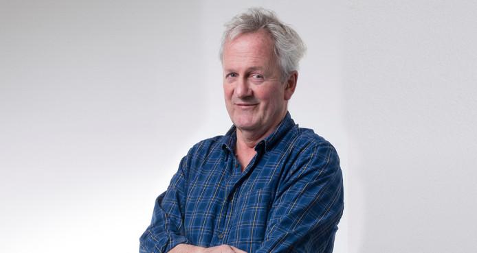 Egbert Jan Riethof (64) is journalist. Hij heeft een dochter (25) en een zoon (23). Egbert Jan woont in z'n eentje in een huis met drie verdiepingen.