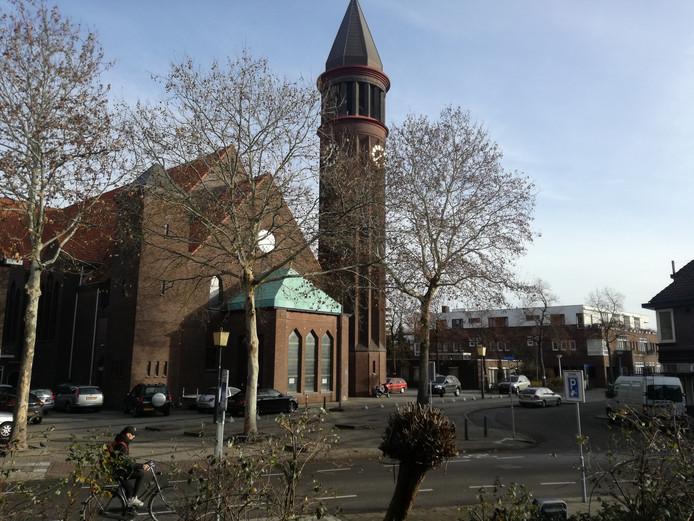 De voormalige Heilig Hart kerk in de Ploegstraat.