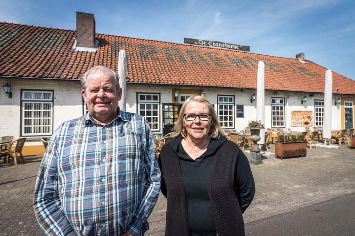 Jos en Jet van der Rijt van De Cranehoeve in Gastel.