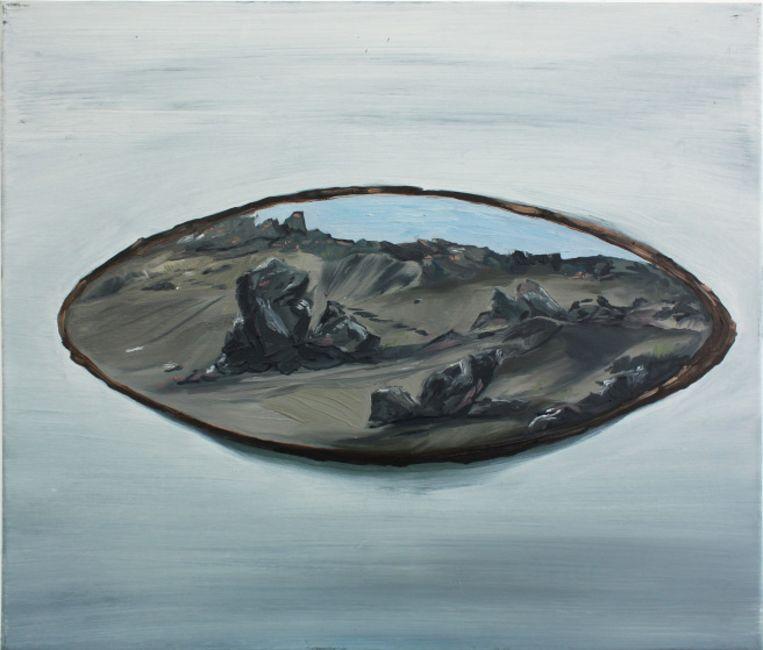 Janine van Oene: Landscape, 2013. Beeld null