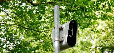 Flits! Deze paal zorgde afgelopen zomer in Brabant voor de meeste bekeuringen