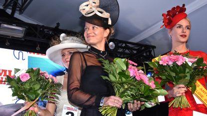 Waregem Koerse: dames met hoeden strijden  voor juweel van 10.000 euro
