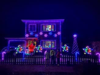 """Is dit het spectaculairste kersthuis van België? """"Al sinds vorig jaar bezig met uitwerking"""""""