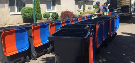 Nieuwe kliko's in Goirle voor betere afvalscheiding