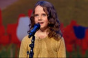 Amira Willighagen hoe ze als 9-jarige wereldberoemd werd: als jong operazangeresje in 'Holland's Got Talent'.