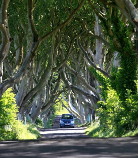 Noord-Ierland sluit razendpopulaire Game of Thrones-weg af