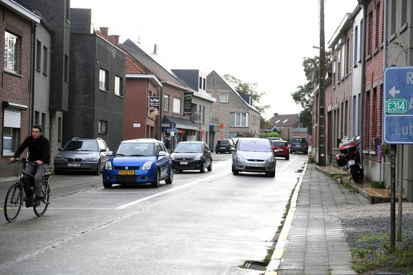 De nieuwe bestuursploeg van Holsbeek stelt zijn beleidsnota voor. Op de planning ook het fameuze Ruggengraatproject. Op foto: de Nobelberg.