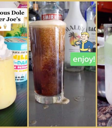 Zei iemand happy hour? 5 verfrissende en creatieve TikTok-drankjes die je moet proeven