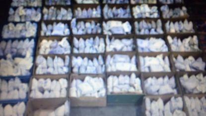 Tot 4 jaar cel voor negenkoppige drugsbende