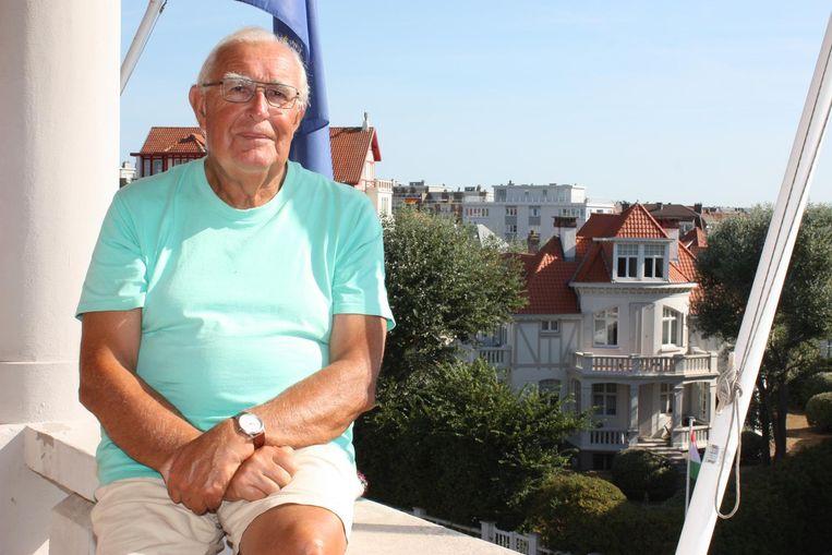 Freddy Masson is al 40 jaar de bezieler van Trammelant.