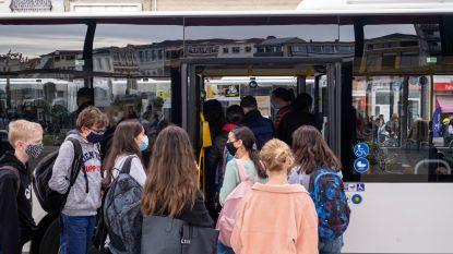 Mondmaskers vanaf maandag verplicht aan alle middelbare scholen in Oudenaarde