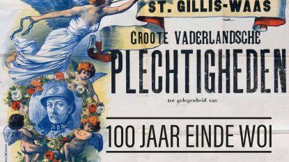 Sint-Gillis-Waas doet Bevrijdingsfeesten na 100 jaar nog eens over