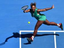 'Beuker' Serena Williams, of toch de touch van Steffi Graf?
