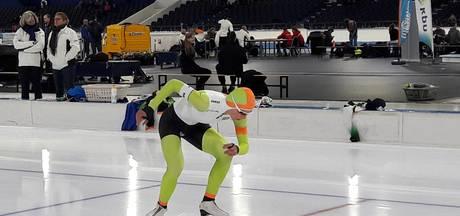 Zilver voor schaatsster Beune op NK junioren