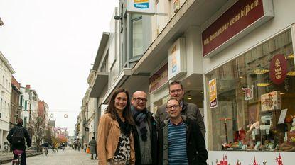 Stad stelt doorgroeiwinkel ter beschikking in Stationsstraat