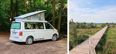Partir deux jours et revenir aussi dépaysé qu'une semaine à l'étranger: récit d'un road trip en van dans les Fagnes