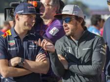 'Alonso was zo goed toen ik als jongetje naar races keek op tv'