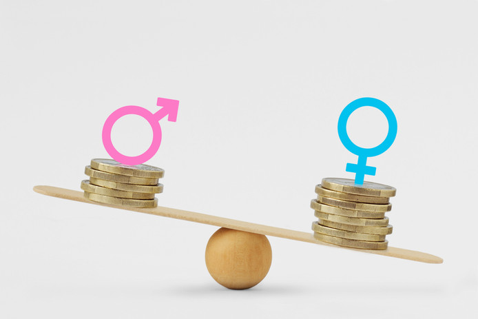 vrouwen hoger salaris dan mannen