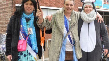 Prinsjencomité houdt eerste 'voil janettenbal'