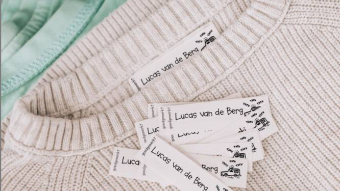 Zo gefikst: 3 tijdsbesparende tips voor de naamlabels op de kleding van je kind