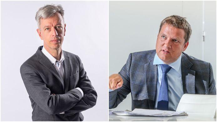 Economen Geert Noels en Ivan Van de Cloot zien vooral gemiste kansen