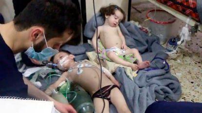 """WHO: """"Ongeveer 500 patiënten met symptomen van gifgas in Douma"""""""