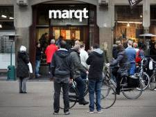Marqt aan Hofweg eruit, Albert Heijn erin