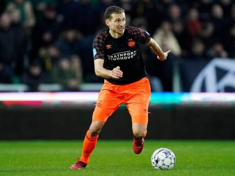 Schwaab gaat na piep- en kraakseizoen met PSV opnieuw door de voordeur weg