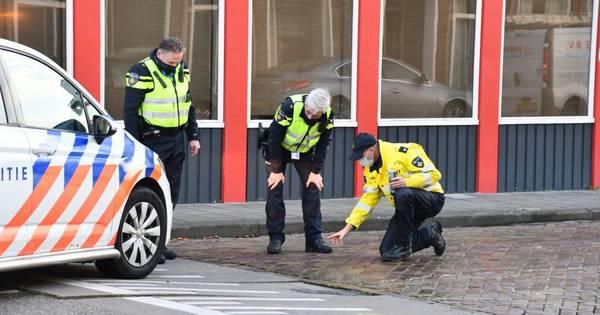 Gewond persoon in Vlissingen vermoedelijk aangereden.
