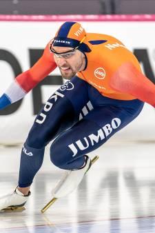 Kjeld Nuis terug van corona: 'Hoe groot de fysieke schade is weet ik niet'