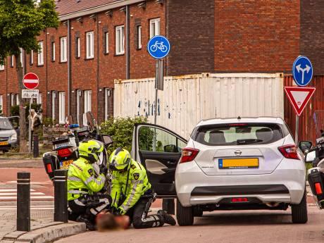 Twee agenten gewond na achtervolging door Ambacht en Zwijndrecht