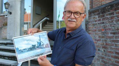 Zomergem had ooit 15 molens en Guido Engels bracht die in kaart