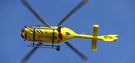 Motorrijder ernstig gewond bij ongeval bij 's-Heer Arendskerke