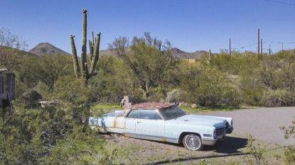Blauwe Cadillac toch niet gelinkt aan moord