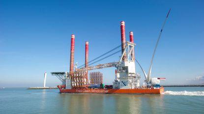 2020 wordt een druk jaar voor offshore windsector in de haven van Oostende