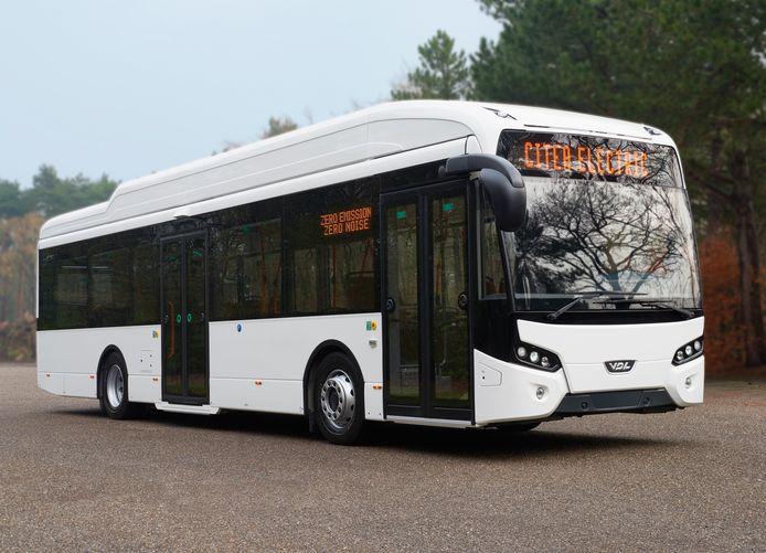 Elektrische bus van VDL.