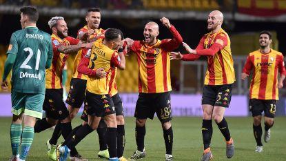 Het Liverpool van Italië, met Inzaghi en Insigne: Benevento met vingers in de neus op weg naar titel in Serie B