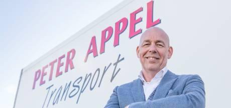 Peter Appel nam failliete 2W Logistiek in Kapelle over en gedijt nu goed in de Bloesem van Zeeland
