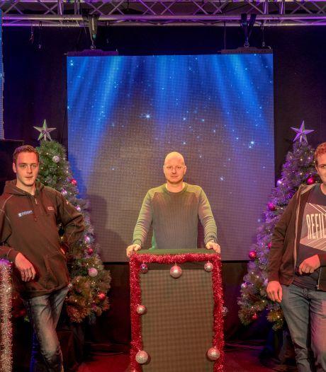 De Gloaze Kooi levert 2.800 euro op; geld bedoeld voor nieuw evenement