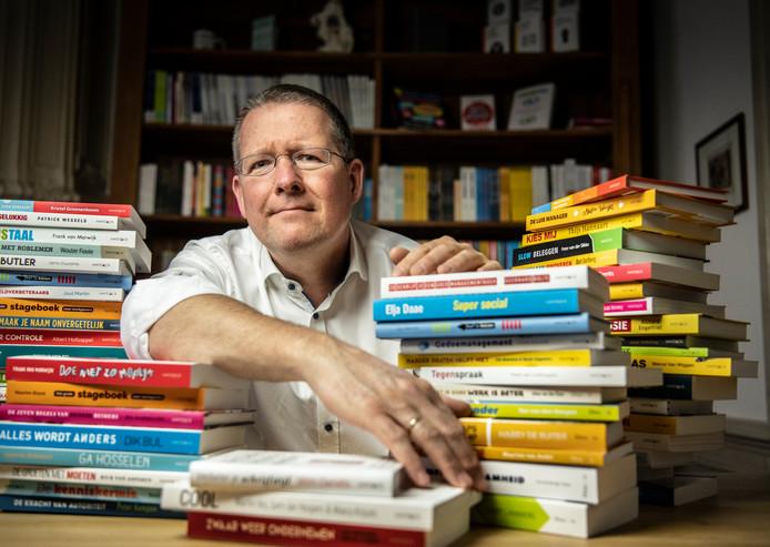 """Geerhard Bolte: ,,Iedereen is al gewend om zijn of haar eigen verhaal te vertellen. De stap naar het schrijven van een eigen boek is niet meer zo groot."""""""