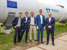 Delfts hyperloopbedrijf haalt miljoenen op, bouwt 3 km lange testbaan