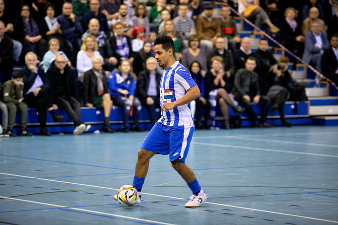 Raphinha Braziliaanse zaalvoetballer Eindhoven