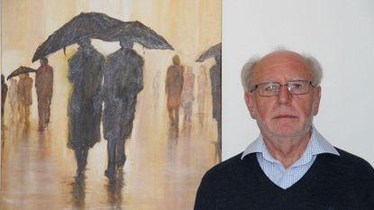 Autodidact Marc Vanneste exposeert in d'Iefte
